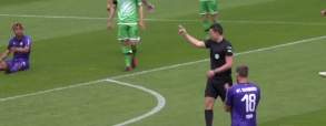 Osnabruck 2:4 Hannover 96