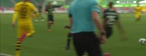 VfL Wolfsburg 0:2 Borussia Dortmund