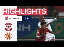 Sangju Sangmu 1:0 Gwangju FC