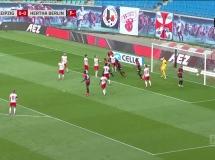 RB Lipsk 2:2 Hertha Berlin