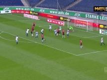 Hannover 96 1:1 Karlsruher