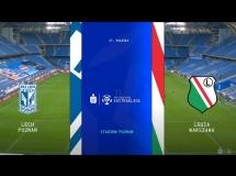Lech Poznań 0:1 Legia Warszawa