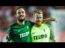 Slavia Praga 5:0 Jablonec