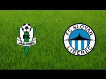 Jablonec 0:1 Slovan Liberec