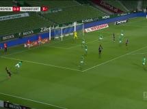 Werder Brema 0:3 Eintracht Frankfurt