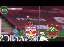 Red Bull Salzburg 2:0 Rapid Wiedeń