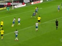 Borussia Dortmund 1:0 Hertha Berlin
