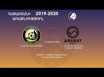 Alashkert 1:2 Ararat-Armenia