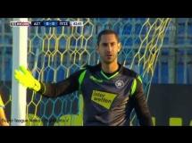 Asteras Tripolis 0:0 Panionios Ateny