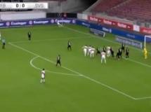 VfB Stuttgart 5:1 SV Sandhausen