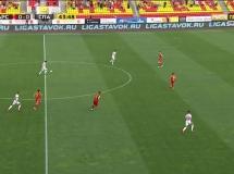Arsenal Tula 2:3 Spartak Moskwa
