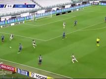 Juventus Turyn 4:0 Lecce