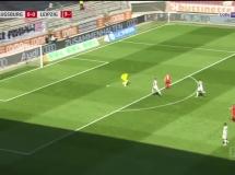 Augsburg 1:2 RB Lipsk