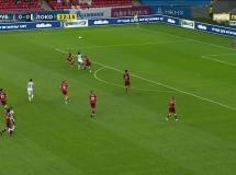 Rubin Kazan 0:2 Lokomotiw Moskwa
