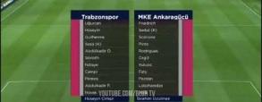 Trabzonspor 1:1 Ankaragucu