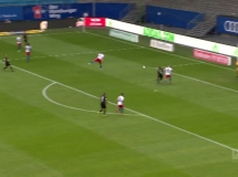 Hamburger SV 1:5 SV Sandhausen