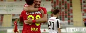 Astra Giurgiu 3:2 Steaua Bukareszt
