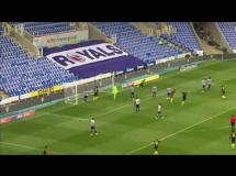Reading 0:3 Brentford
