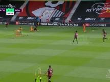 AFC Bournemouth 1:4 Newcastle United