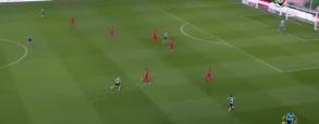 Sporting Lizbona 2:1 Gil Vicente