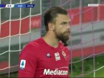 Fiorentina 1:3 Sassuolo