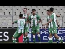 Panathinaikos Ateny 2:0 Aris Saloniki