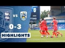 Birmingham 0:3 Huddersfield