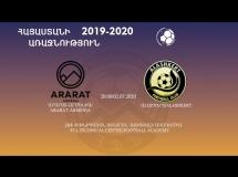 Ararat-Armenia 0:0 Alashkert