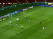 Achmat Grozny 0:4 CSKA Moskwa