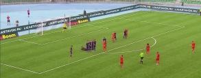 FC Ufa 1:1 Urał Jekaterynburg