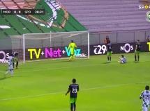 Moreirense 0:0 Sporting Lizbona