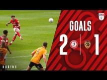 Bristol City 2:1 Hull City