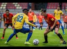 MFK Ruzomberok 0:1 Dunajska Streda
