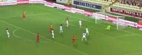 Yeni Malatyaspor 0:1 Besiktas Stambuł