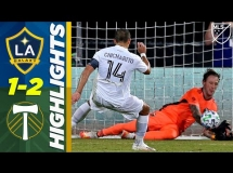 Los Angeles Galaxy - Portland Timbers