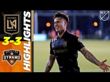 Los Angeles FC - Houston Dynamo