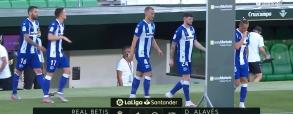 Betis Sewilla 1:2 Deportivo Alaves