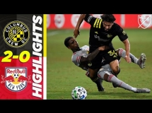 Columbus Crew 3:4 New York Red Bulls