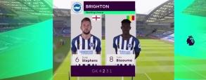 Brighton & Hove Albion 0:0 Newcastle United