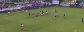 Tondela 1:0 Sporting Braga