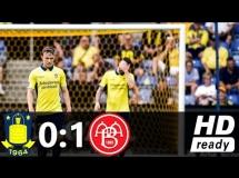 Brondby IF 0:1 Aab Aalborg