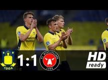 Brondby IF 1:1 Midtjylland