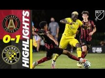 Atlanta United 0:1 Columbus Crew