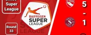FC Thun 5:1 Servette