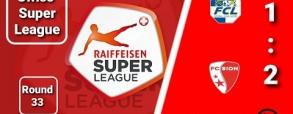 Lugano 1:0 FC Zurich