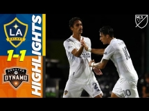 Los Angeles Galaxy - Houston Dynamo