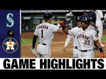 Houston Astros 6:7 Seattle Mariners