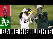 Oakland Athletics 3:3 Los Angeles Angels