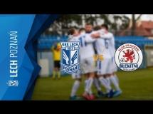Lech Poznań II 0:3 Błękitni Stargard Szczeciński
