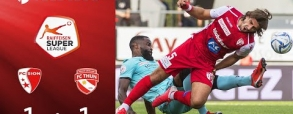 FC Sion 1:1 FC Thun